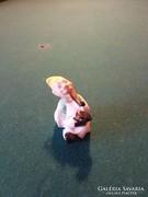 Herendi Pipázó Törpe 5 cm magas Karcmentes állapotban, Gyűjt