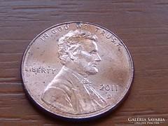 USA 1 CENT 2011 / D