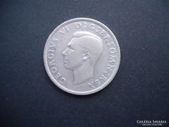 Anglia 1/2 crown 1942