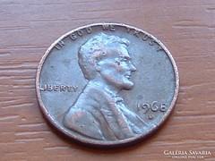 USA 1 CENT 1968 / D