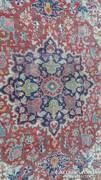 Nagyméretű antik kézi szőnyeg