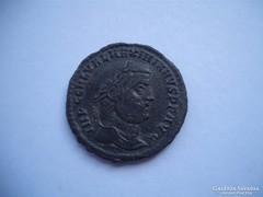 Bronz római érme