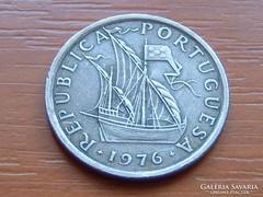 PORTUGÁLIA 5 ESCUDO 1976