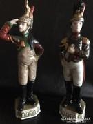 Páris -Royal porcelán figura .