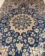 Meseszép kézicsomózású Nain szőnyeg
