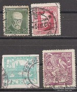 Régi csehszlovák bélyegek