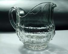 Régi üveg kancsó