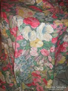 Gyönyörű vintage virágos függöny pár