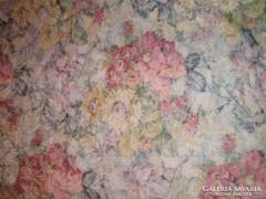 Csodaszép luxus vintage rózsás függöny pár