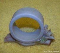 Kerámia szalvéta gyűrű
