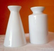 Gallery by Inhesion hófehér porcelán váza darabra