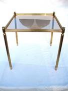 Antik réz  art  deco  asztalka