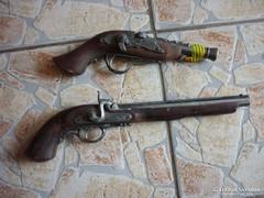 2 db pisztoly replika