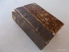Régi Francia könyv,1827.