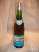Badacsonyi kéknyelű palackozott  bor 1980-as