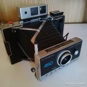 Polaroid 450 Land Camera - Instant analóg fényképezőgép