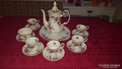Royal Albert Angol porcelán teáskészlet