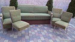 Bauhaus Ágyazható Ülőgarnitúra