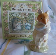 Royal Doulton Dusty and baby