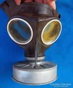II.Világháborús Német gázálarc,Volksgasmaske