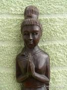 Fa szobor