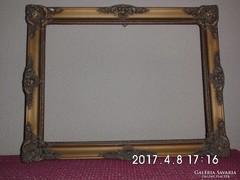 Antik képkeret 24x32 cm