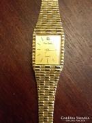 Pierre Cardin arany-acél női ékszeróra apró gyémánttal
