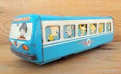 Lendkerekes lemez busz , lemezjáték