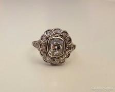 Cca. 2.56 CT gyémánt gyűrű