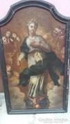 Barokk 1600as évek  eleje nagy méretű