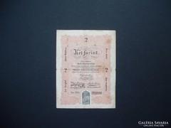 2 forint 1848 Kossuth bankó !!!