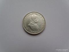 1 korona ezüst 1896. millennium F.J. 1 millió darab (22)