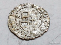 III FERDINÁND   dénár 1644!! -  RITKA állapot és évszám!!!