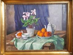 Bánovszky Miklós / Asztali csendélet