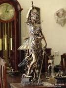 Justitia szobor 75cm