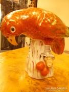 Herendi porcelán papagáj.1.osztály