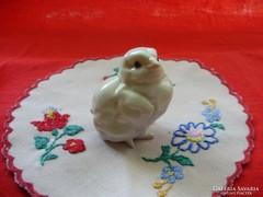 Nagyon ritka Antik Hutschenreuther porcelán csibe