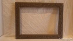 Fa képkeret falc 25x35 cm