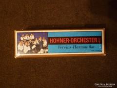 Hohner Orceshter I. szájharmónika
