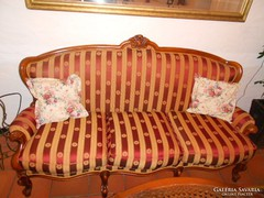 Antik barok sof