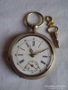 Gyönyörű,antik kulcsos Zsebóra