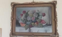Székelyhidy festmény
