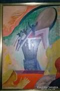 Barta Mária: Totemoszlop
