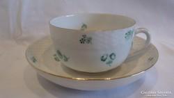 Ó Herendi porcelán csésze + alj (1)