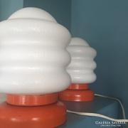 Art deco retro  fali vagy asztali lámpa pár tökéletes állapo