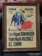 1947-ES SPANYOL BIKAVIADAL PLAKÁT (1)
