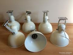 Retro loft ipari lámpa industrial 6db