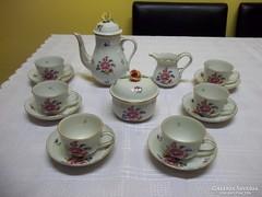 Herendi Nanking Bouquet kávéskészlet