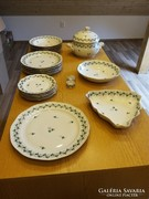 Herendi Petrezselyem mintás porcelán étkészlet eladó