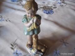 Bertran , kislány figura